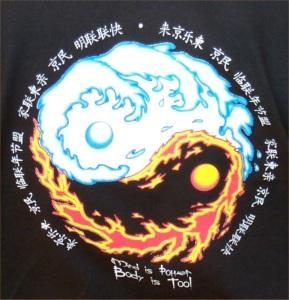 Fire and Ice T-Shirt *CLOSEOUT*